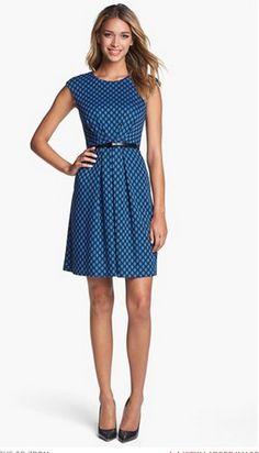 Wedding Guest Dress Inspiration | Women Fashion | Style | Beauty | Blue Dress