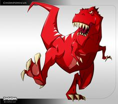 Chomponicus by Syklonis on deviantART