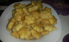 Slané syrové drobné pečivo - Báječné recepty Chicken, Ethnic Recipes, Food, Basket, Essen, Meals, Yemek, Eten, Cubs