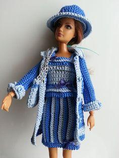 vêtement pour poupée mannequin Barbie (182)