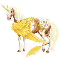 Mythical Creatures Art, Mythological Creatures, Magical Creatures, Fantasy Creatures, Creature Drawings, Horse Drawings, Animal Drawings, Unicorn Fantasy, Unicorn Art