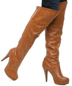Cute Leather Boots