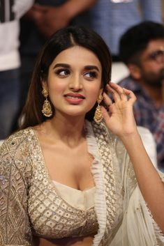 Nidhhi Agerwal Photos [HD]: Latest Images, Pictures, Stills of Nidhhi Agerwal - FilmiBeat Most Beautiful Bollywood Actress, Bollywood Actress Hot Photos, Indian Bollywood Actress, Bollywood Girls, Beautiful Actresses, Bollywood Saree, Bollywood Fashion, Bollywood Images, Beauty Full Girl