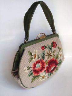 (9) Винтажные сумки