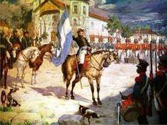 Resultado de imagen para Belgrano barrancas de Paraná