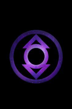 Stary Indigo Lantern Logo background by KalEl7 on deviantART
