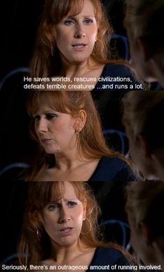 Basically Run  Doctor Who Sci-fi Series Fantasy Cult Tv Series Meme
