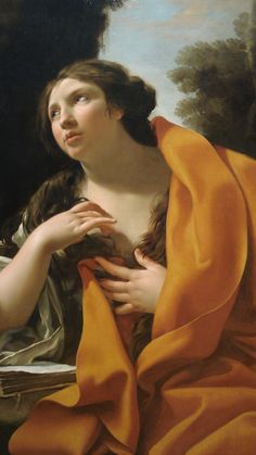 Simon Vouet, France, Mary Magdalen c1630