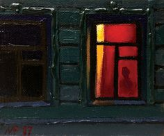 Ruben Monakhov, The Window on ArtStack #ruben-monakhov #art