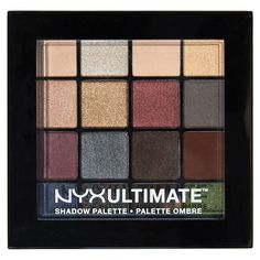 NYX Cosmetics Ultimate Shadow Palette in Smokey & Highlight
