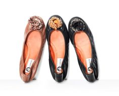 need these flats now that I'm pregnant. Lanvin, I'm Pregnant, Ballerina Flats, Tory Burch Flats, Chic Shop, Skinny Jeans, Pairs, Casual, How To Wear