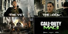 """Call of Duty: Modern Warfare 3"": The Ve & The n00b (by 72andSunny)"