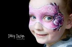 From face paint forum (Daizy Design) Face Painting Images, Adult Face Painting, Belly Painting, Face Painting Designs, Face Paintings, Mask Face Paint, Face Paint Makeup, Princess Face Painting, Paint Themes