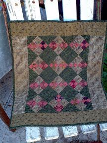 quiltsbycheri: a simply sweet finish......