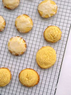 Lemon Polenta Cookies I by Patent and the Pantry, via Flickr