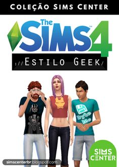 The Sims 4 Geek Style - Sims Center