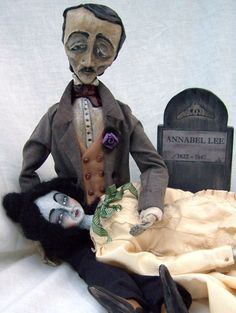 EDGAR AND ANNABEL LEE.............  This is beautiful!!! I want!!!!!!!