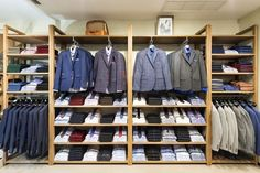 Guy Laroche Men's Clothes Store by Square Design Interiors, Athens – Greece » Retail Design Blog