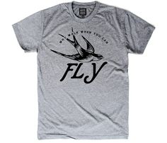 Why walk when you can FLY T-Shirt
