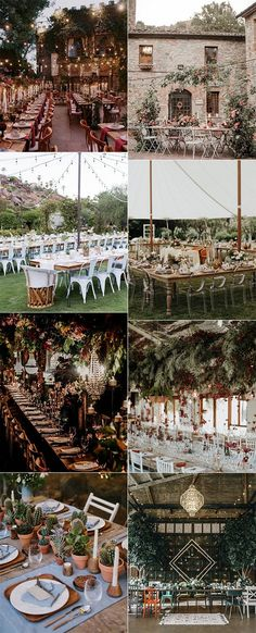 wedding reception ideas for 2018 trends #weddingdecor #weddingreception #chicwedding #weddingideas