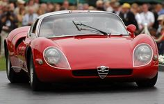 '67 Alfa Romeo 33 Stradale