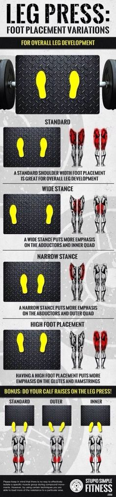 See more here ► https://www.youtube.com/watch?v=fyYVMDPMa68 Tags: the fastest and easiest way to lose weight, fastest way to lose weight, fastest way to lose weight naturally - Leg Press chart, I do this because I'm too chicken to squat in front of everyb