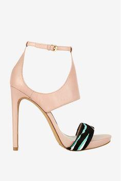 Veanita Open High Heels