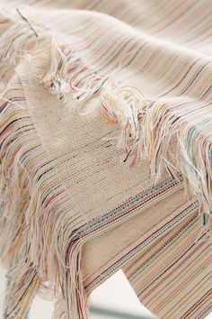 Luca Surf Stripe Essential Bath Towel - Urban Outfitters
