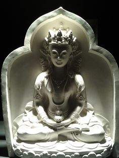 "Amitāyus being a compound of amita (""infinite"") and āyus (""life""), and so means ""he whose life is boundless"".#buddhism"