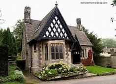 Image result for Small English Tudor Cottage