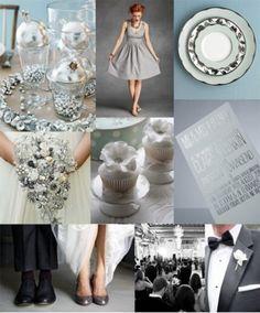 silver inspiration board