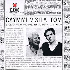 Attention Caymmi Visita Tom (1964) est un disque d'anthologie, la rencontre historique entre deux monstres sacrés de la musique brésilienne, Dorival Caymmi (la Samba) et Tom Jobim (la Bossa). Ce disque, enregistré en 1964, présente avec goût et talent...
