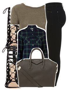 """""""1/30/16"""" by lookatimani ❤ liked on Polyvore featuring Gianvito Rossi, Topshop, Quiksilver, Miss Selfridge and Givenchy"""