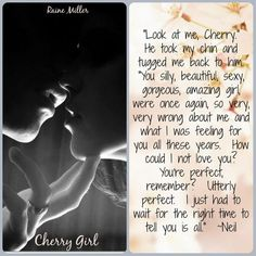 Cherry Girl (Raine Miller) - Part of the Blackstone Affair. Story about Neil and Cherry.