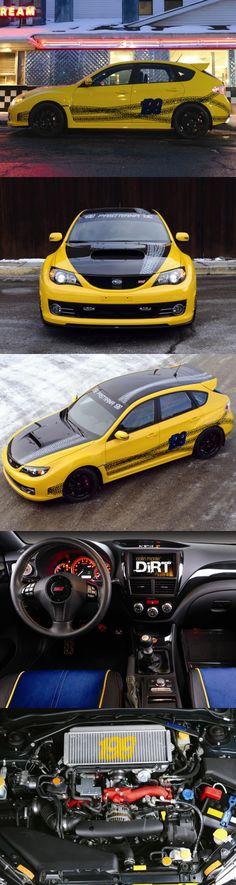 2009 subaru impreza wrx hatchback mpg