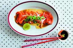 Salmon sashimi with ponzu – Recipes – Bite