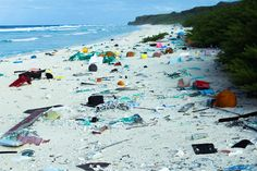 Pristine paradise to rubbish dump: the same Pacific island, 23 years apart | The Planet