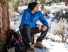 Stay warm and cozy this winter with ThermalTech, the first #solarpowered smart #jacket.