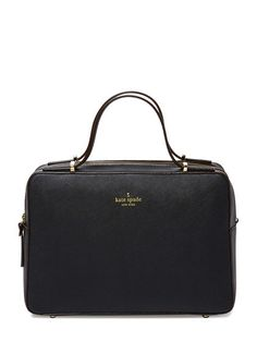 Cedar Street Leather Double Zip Top Satchel by kate spade new york at Gilt