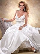 Stephanie - by Maggie Sottero NOW in stock at Bri'Zan Couture.  www.brizancouture.com