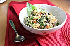 Summer Vegetable Stir Fry with Quinoa Recipe from Marcus Samuelsson