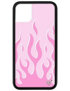 Pink Flames iPhone X/Xs Case – Wildflower Cases Iphone 8, Iphone 6s Preto, Covers Iphone, Apple Iphone, Coque Iphone, Iphone 11 Pro Case, Iphone Phone Cases, Iphone 7 Plus, Iphone Charger