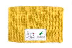 CureSearch Gold Love Your Melon Hat - ebay.com