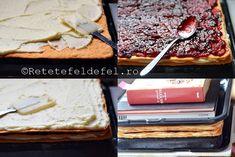 PRAJITURA CU BULION - Rețete Fel de Fel Bread, Ethnic Recipes, Pastries, Brot, Baking, Breads, Buns
