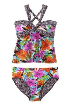 f555c511b9ae6 Plus-Size Swimwear - Cute Summer Swimsuits