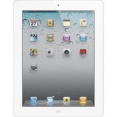 Apple iPad 2 MC979LL/A Tablet (16GB, Wifi, White) 2nd Generation $425