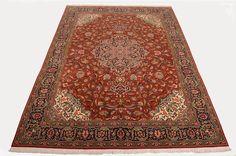Tapis Qom Royal partir de Iran343 x 253 cm