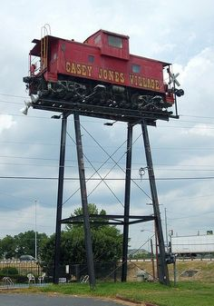 Casey Jones Village / Jackson, TN