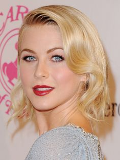 How to get Julianne Hough's glam look!