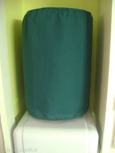 Watercooler Cover! Tutorial on a cover for a 5 gallon water jug... need to do this ASAP!